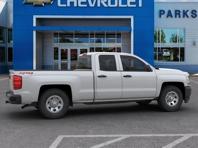 2019 Silverado 1500 Double Cab 4x4, Pickup #FK14739X - photo 5