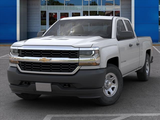 2019 Silverado 1500 Double Cab 4x4, Pickup #FK14739X - photo 6