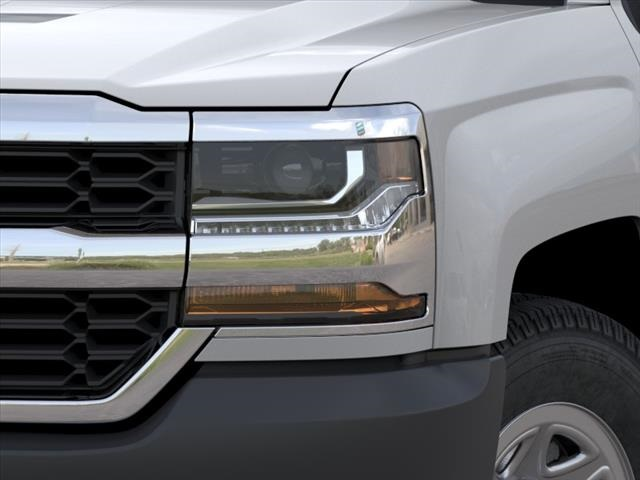 2019 Silverado 1500 Double Cab 4x4, Pickup #FK14739X - photo 8
