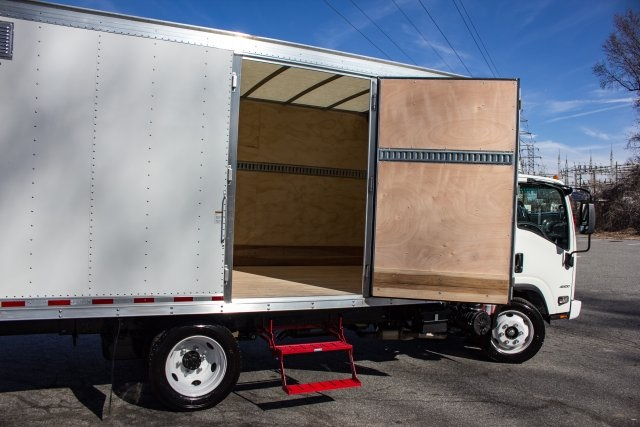 2016 LCF 4500HD Regular Cab 4x2,  Morgan Dry Freight #FK1520 - photo 11