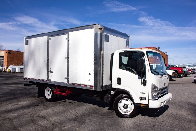 2016 LCF 4500HD Regular Cab 4x2,  Morgan Dry Freight #FK1520 - photo 12