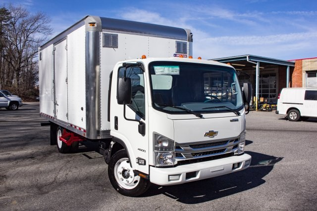 2016 LCF 4500HD Regular Cab 4x2,  Morgan Dry Freight #FK1520 - photo 13