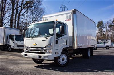 2016 LCF 4500HD Regular Cab 4x2,  Morgan Aluminum Dry Freight #FK1520 - photo 1