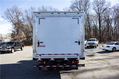 2016 LCF 4500HD Regular Cab 4x2,  Morgan Aluminum Dry Freight #FK1520 - photo 6
