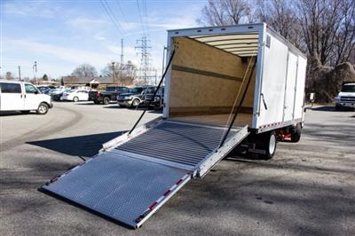 2016 LCF 4500HD Regular Cab 4x2,  Morgan Aluminum Dry Freight #FK1520 - photo 8
