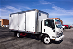 2016 LCF 4500HD Regular Cab 4x2,  Morgan Aluminum Dry Freight #FK1520 - photo 12