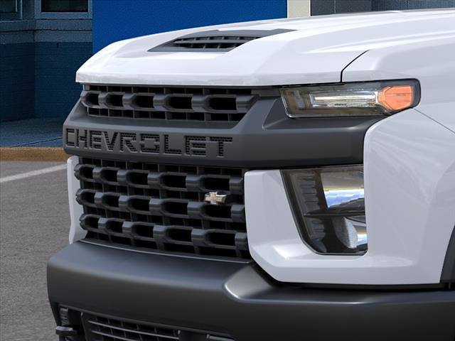 2021 Chevrolet Silverado 2500 Crew Cab 4x4, Pickup #FK1529 - photo 11