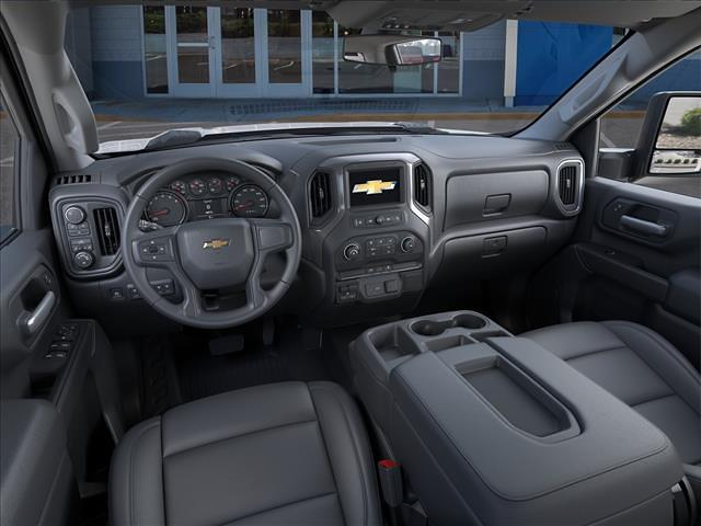2021 Chevrolet Silverado 2500 Crew Cab 4x4, Pickup #FK1529 - photo 12