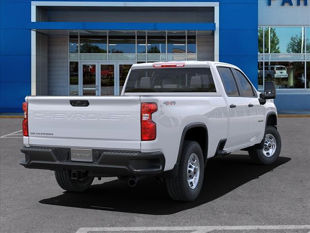 2021 Chevrolet Silverado 2500 Crew Cab 4x4, Pickup #FK1529 - photo 2