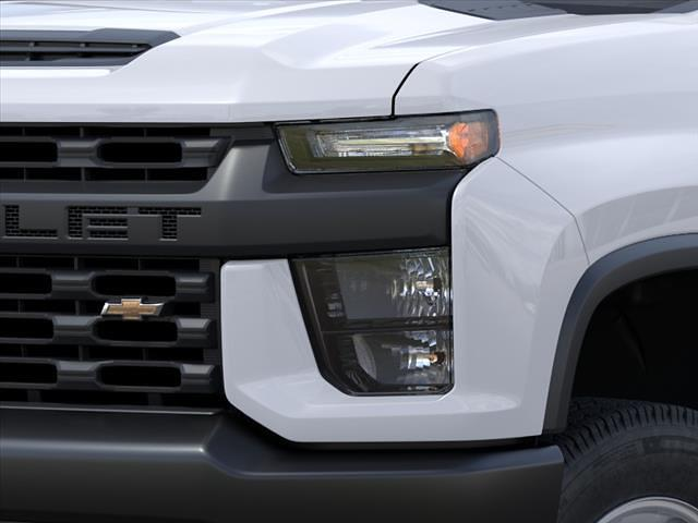 2021 Chevrolet Silverado 2500 Crew Cab 4x4, Pickup #FK1529 - photo 8