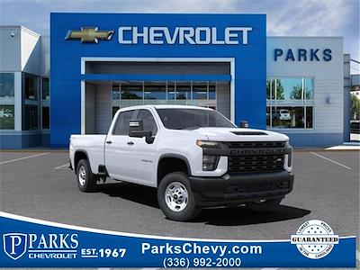 2021 Chevrolet Silverado 2500 Crew Cab 4x4, Pickup #FK1529 - photo 1