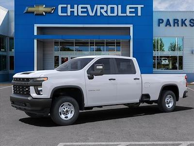 2021 Chevrolet Silverado 2500 Crew Cab 4x4, Pickup #FK1529 - photo 3