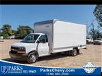 2019 Express 3500 4x2,  Bay Bridge Cutaway Van #FK15427 - photo 1