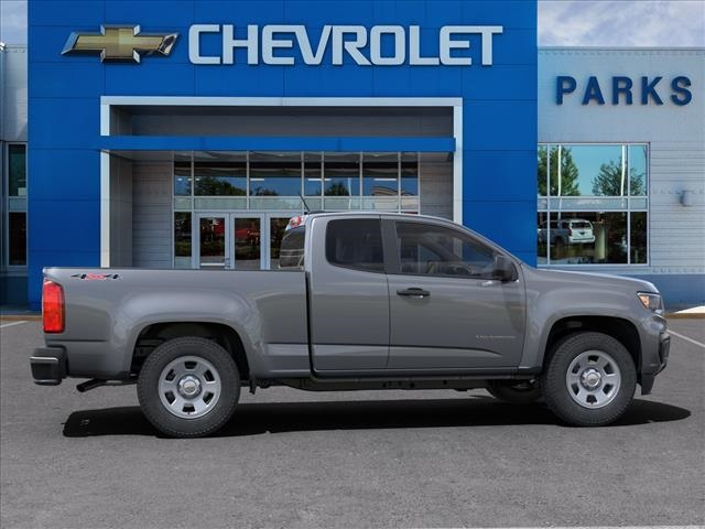 2021 Chevrolet Colorado Extended Cab 4x4, Pickup #FK1552 - photo 5