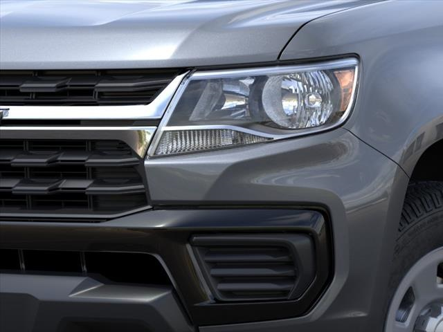 2021 Chevrolet Colorado Extended Cab 4x4, Pickup #FK1552 - photo 8