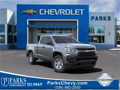 2021 Chevrolet Colorado Extended Cab 4x4, Pickup #FK1552 - photo 1