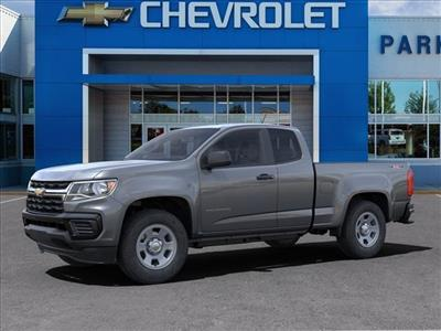 2021 Chevrolet Colorado Extended Cab 4x4, Pickup #FK1552 - photo 3