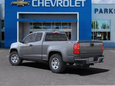 2021 Chevrolet Colorado Extended Cab 4x4, Pickup #FK1552 - photo 4