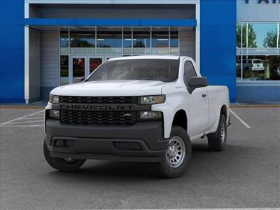 2020 Silverado 1500 Regular Cab 4x2, Pickup #FK1574X - photo 6