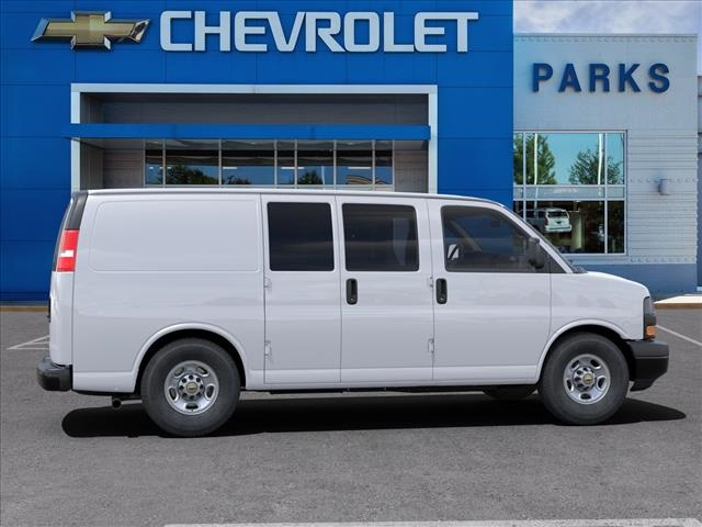 2021 Chevrolet Express 2500 4x2, Empty Cargo Van #FK1576 - photo 5