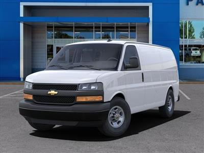2021 Chevrolet Express 2500 4x2, Empty Cargo Van #FK1576 - photo 6