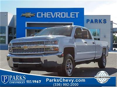 2019 Chevrolet Silverado 3500 Crew Cab 4x2, Pickup #FK10869A - photo 1