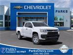2021 Chevrolet Colorado Extended Cab 4x2, Pickup #FK1735X - photo 1