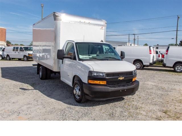 2018 Express 3500 4x2,  Supreme Iner-City Cutaway Van #FK1877 - photo 10