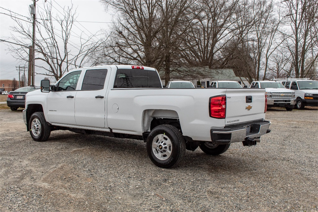 2019 Silverado 2500 Crew Cab 4x2,  Pickup #FK19042 - photo 1