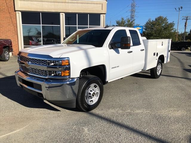 2019 Chevrolet Silverado 2500 Double Cab 4x4,  Knapheide Service Body #FK20208 - photo 1