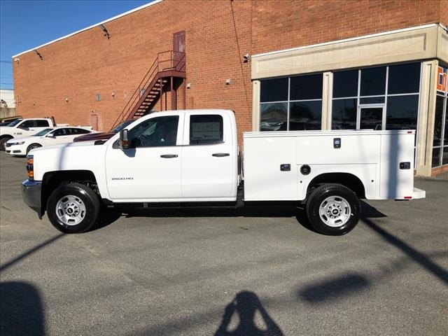 2019 Silverado 2500 Double Cab 4x4, Knapheide Standard Service Body #FK20208 - photo 3