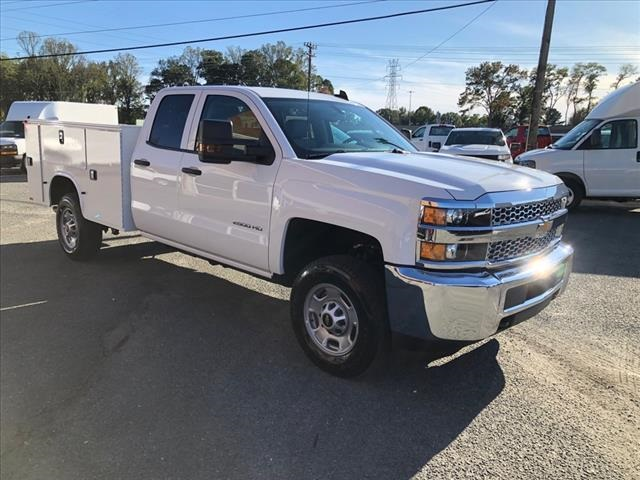 2019 Silverado 2500 Double Cab 4x4, Knapheide Standard Service Body #FK20208 - photo 8