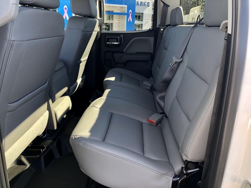 2019 Silverado 2500 Double Cab 4x2, Knapheide Steel Service Body #FK20672 - photo 13