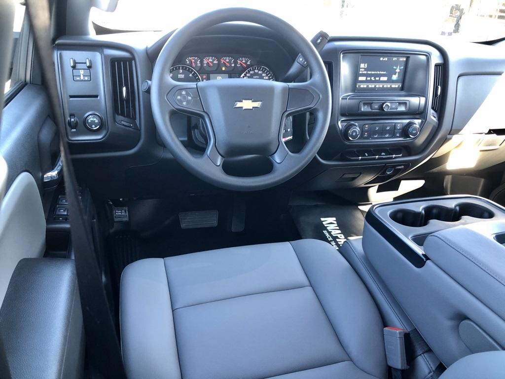 2019 Chevrolet Silverado 2500 Double Cab 4x2, Knapheide Steel Service Body #FK20672 - photo 14