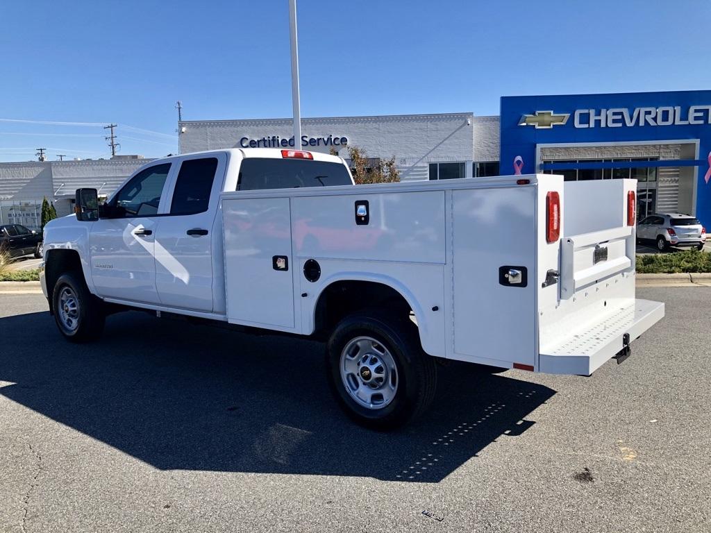 2019 Chevrolet Silverado 2500 Double Cab 4x2, Knapheide Steel Service Body #FK20672 - photo 2