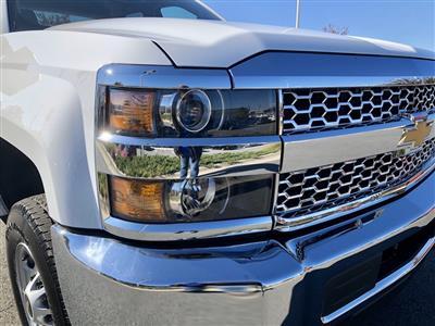 2019 Chevrolet Silverado 2500 Double Cab 4x2, Knapheide Steel Service Body #FK20672 - photo 10