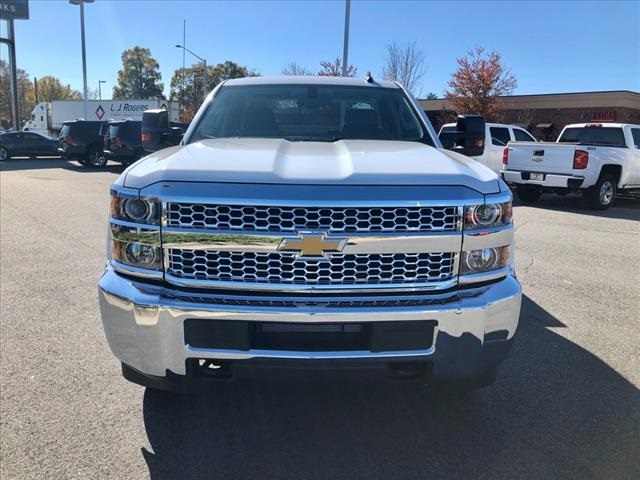 2019 Silverado 2500 Double Cab 4x2, Knapheide Steel Service Body #FK20815 - photo 11