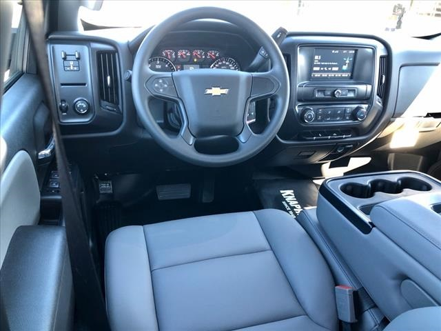2019 Silverado 2500 Double Cab 4x2, Knapheide Steel Service Body #FK20815 - photo 14