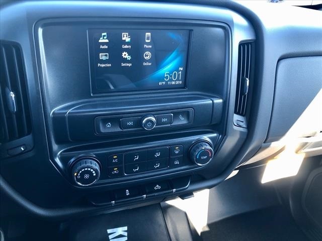2019 Silverado 2500 Double Cab 4x2, Knapheide Steel Service Body #FK20815 - photo 18