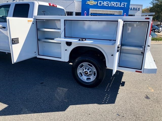 2019 Silverado 2500 Double Cab 4x2, Knapheide Steel Service Body #FK20815 - photo 4