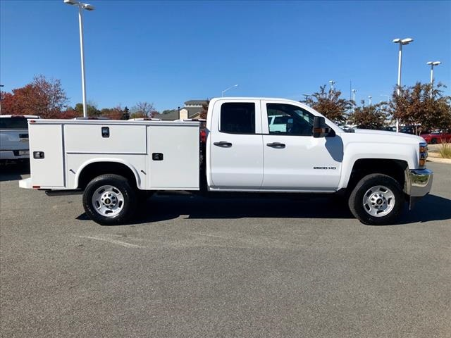 2019 Silverado 2500 Double Cab 4x2, Knapheide Steel Service Body #FK20815 - photo 8