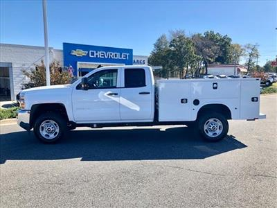 2019 Silverado 2500 Double Cab 4x2, Knapheide Steel Service Body #FK20815 - photo 3