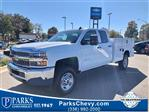 2019 Silverado 2500 Double Cab 4x2, Knapheide Steel Service Body #FK20815 - photo 1