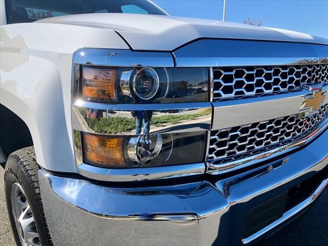 2019 Chevrolet Silverado 2500 Double Cab 4x2, Knapheide Steel Service Body #FK21114 - photo 10