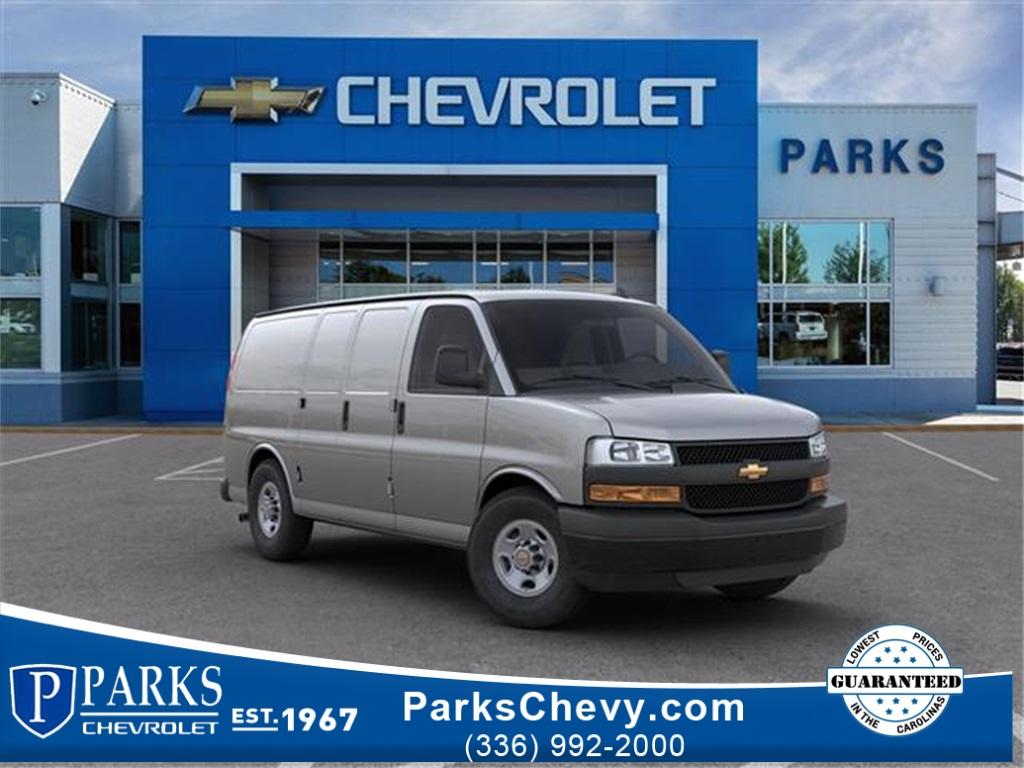 2020 Chevrolet Express 2500 4x2, Empty Cargo Van #FK2115 - photo 1