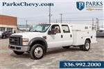 2008 F-450 Crew Cab DRW 4x2,  Service Body #FK2165A - photo 1
