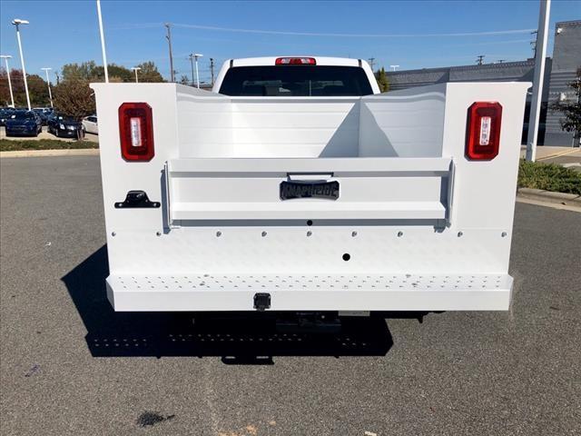 2019 Chevrolet Silverado 2500 Double Cab 4x2, Knapheide Steel Service Body #FK21663 - photo 5