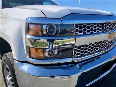 2019 Chevrolet Silverado 2500 Double Cab 4x2, Knapheide Steel Service Body #FK21663 - photo 10