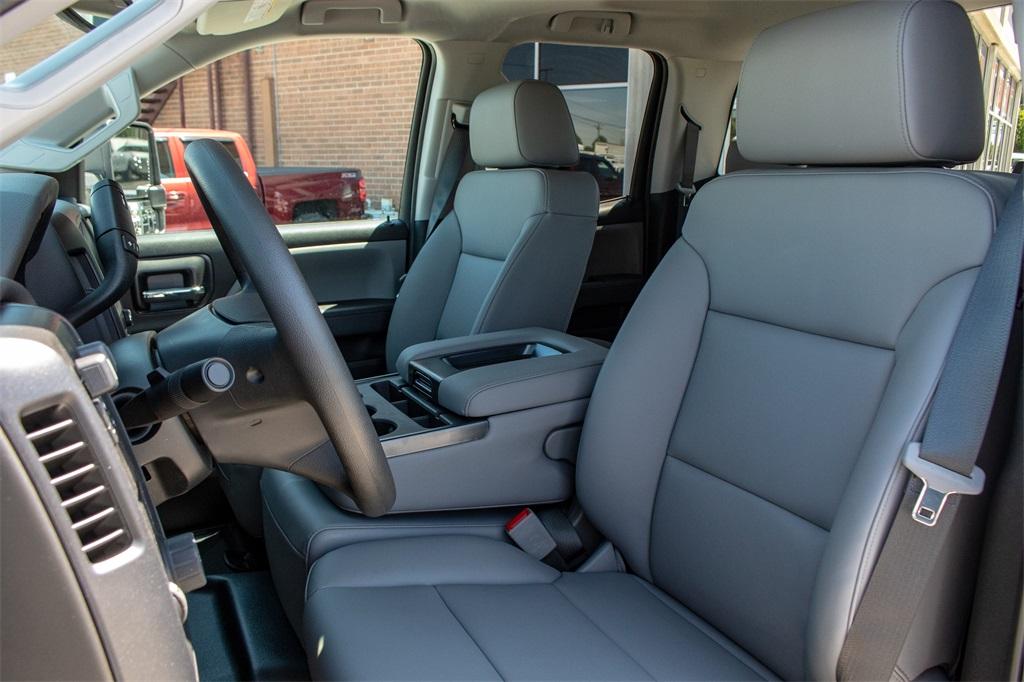 2019 Silverado 2500 Double Cab 4x2,  Cab Chassis #FK2167 - photo 11