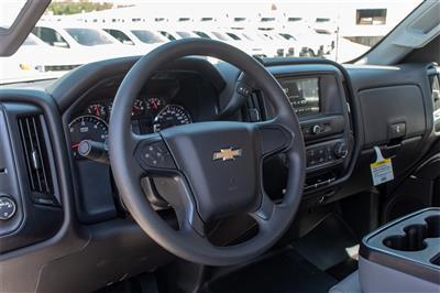 2019 Silverado 2500 Double Cab 4x2,  Cab Chassis #FK2167 - photo 16